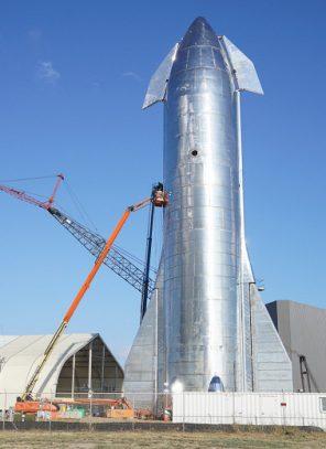 Starship  հրթիռը հաջողությամբ է անցել փորձարկումը (տեսանյութ)