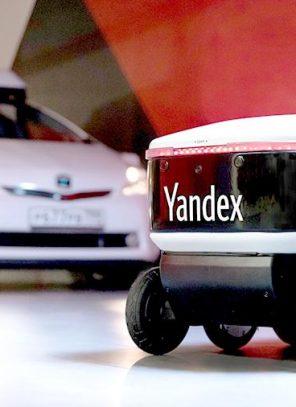 """""""Яндекс"""" ընկերությունը փորձարկում է իր ռոբոտ առաքիչին"""