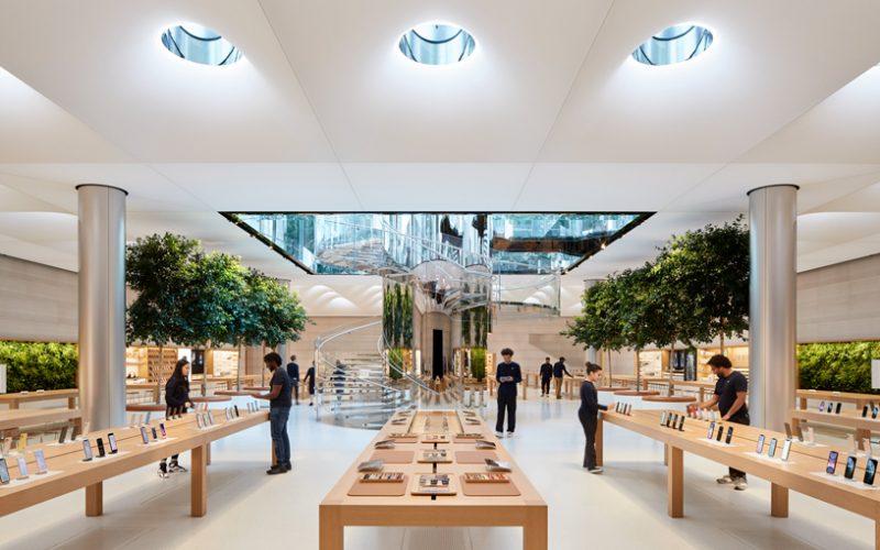 Apple-ը ԱՄՆ-ում կվերաբացի իր խանութները