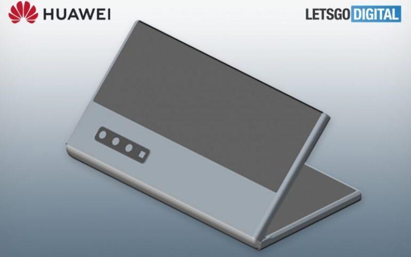 Huawei -ի նոր՝ ծալովի էկրանով ու պերիսկոպային տեսախցիկով սմարթֆոնը