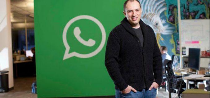 Կիևից մի տղայի մասին, որ  ստեղծեց  WhatsApp մեսենջերը