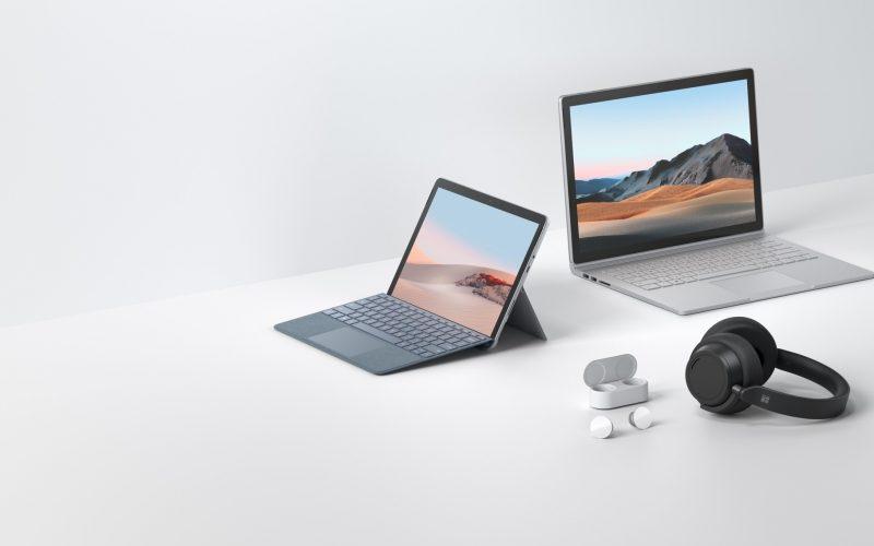 Microsoft-ը ներկայացրել է իր նոր պլանշետը՝ Surface Go 2-ը, Surface Book 3 նոթբուքն ու Surface Headphones 2 ականջակալները