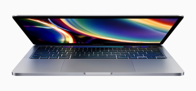 Apple-ը ներկայացրել է MacBook Pro 13-ի թարմացված տարբերակը