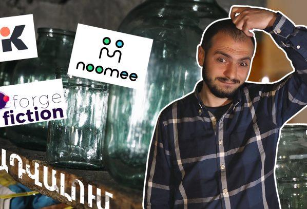 #Պադվալում 5․ Հինգ հայկական ստարտափ, որոնք կփոխեն Ձեր կյանքը (մրցույթ)