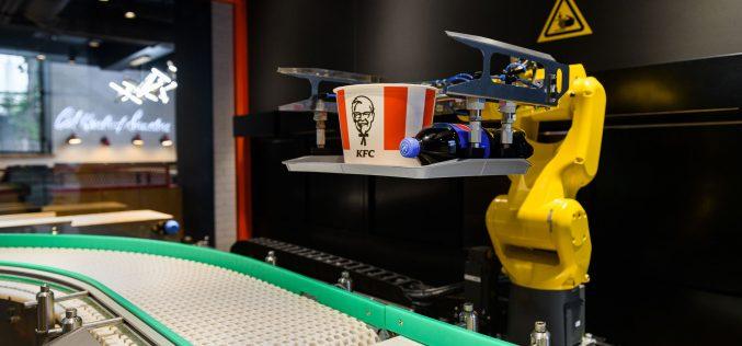 Ռուսաստանում KFC-ն կբացի ռեստորան, որտեղ կսպասարկեն ռոբոտները