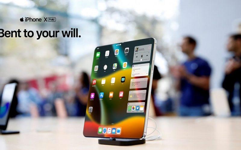 Առաջին ծալովի iPhone-ը դուրս կգա հաջորդ տարի