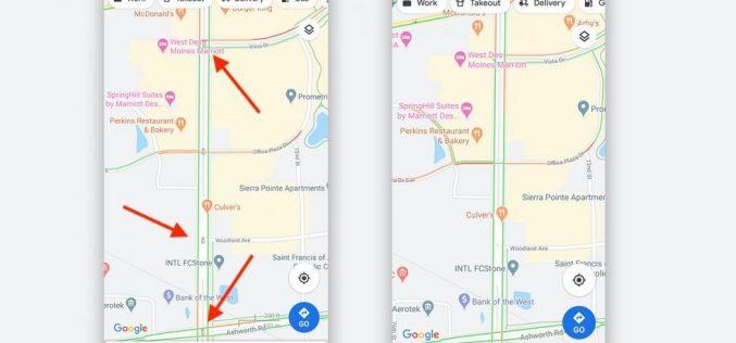 Google Maps-ը հաճելի նորություն ունի