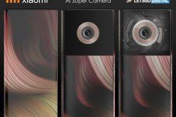 Xiaomi-ի նոր սմարթֆոնը հագեցած է սուպերտեսախցիկով և ունիկալ դիզայնով