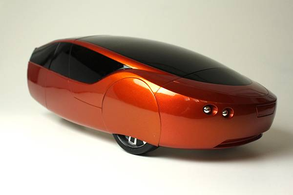 3D printed car by Kor Ecologic