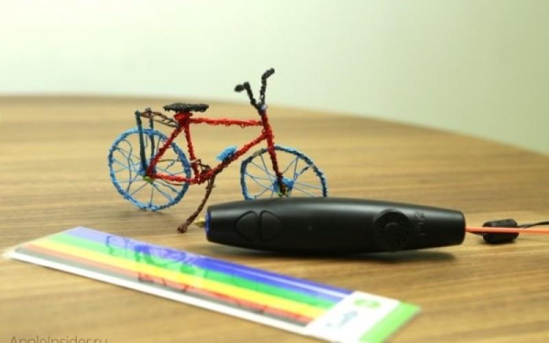 3Doodler՝ եռաչափ գրիչ-տպիչ (վիդեո)