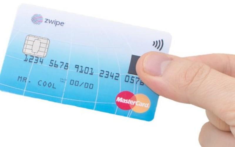 Mastercard-ը թողարկել է մատնահետքի սկաներով վճարային քարտ (վիդեո)