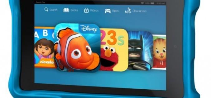 Amazon-ը ներկայացրել է մանկական ամուր Fire HD Kids Edition պլանշետը