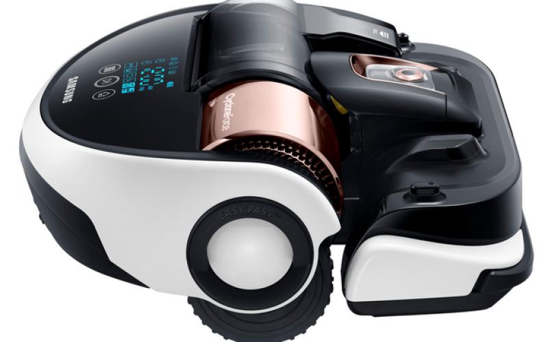 Samsung-ը ներկայացրել է Powerbot VR9000 հզոր ռոբոտ-փոշեկուլը