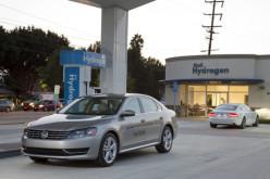 Volkswagen-ը ցուցադրել է ջրածնային շարժիչներով Passat HyMotion-ն ու Golf Sportwagen HyMotion-ը