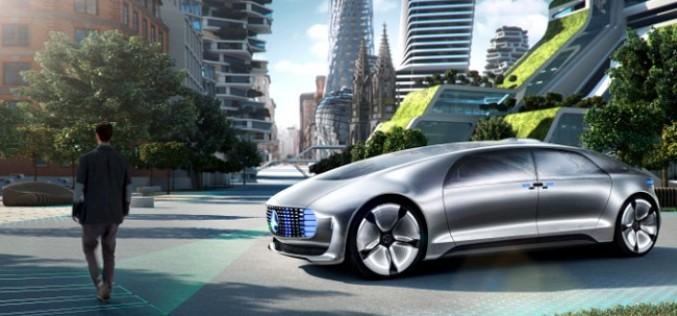CES 2015. Mercedes-Benz-ը ցուցադրել է առանց վարորդի աշխատող ավտոմեքենա (տեսանյութ)