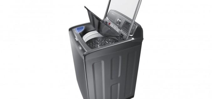 CES 2015․ Samsung-ը ցուցադրել է ներկառուցված լվացարանով լվացքի մեքենա