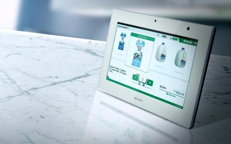 Archos Kitchen Screen պլանշետը կօգնի լցնել սառնարանը