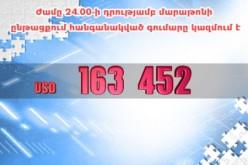Որքա՞ն գումար է հավաքվել Գյումրիում «Թումո»-ի կառուցմանն աջակցող հեռուստամարաթոնի ընթացքում