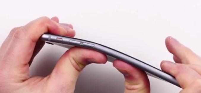 Թե ինչպես են ճկվում սմարթֆոնները. iPhone 6 vs. HTC One M8 vs. Moto X (վիդեո)