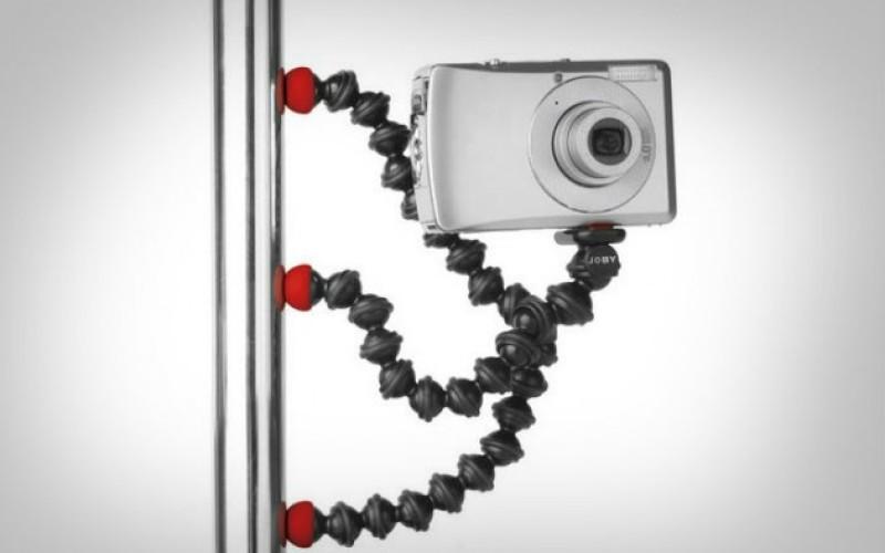 Joby GoPod Magnetic շտատիվն ամրացնում է տեսախցիկը ցանկացած դիրքում