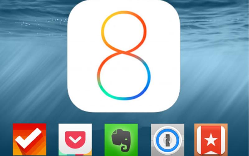 iOS 8-ի 5 լավագույն հավելվածները