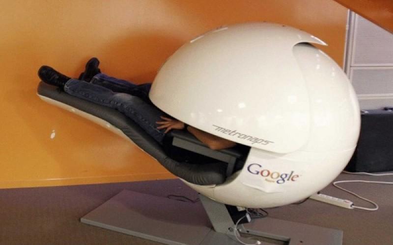 Google-ի որոշ աշխատակիցներ գաղտնի ապրում են գրասենյակի տարածքում