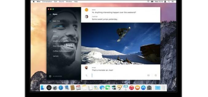 Skype-ի համահիմնադիրները թողարկել են Wire մեսինջերը