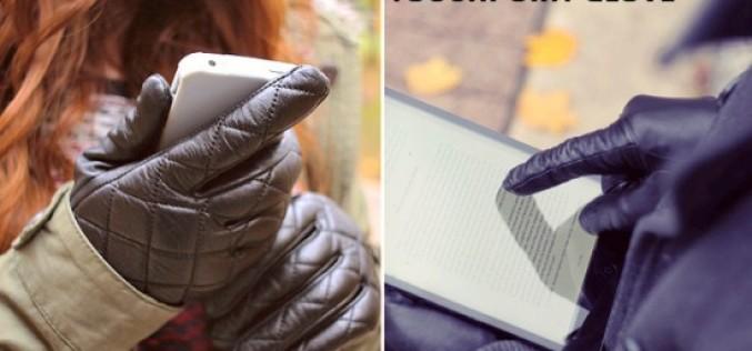 AEON Attire՝ «խելացի» ձեռնոցներ խելացի սարքերի համար (վիդեո)