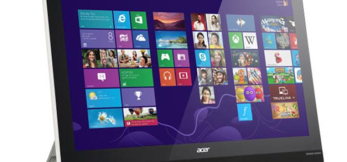 Acer-ը թողարկել է հսկա հիբրիդային պլանշետ-համակարգիչ