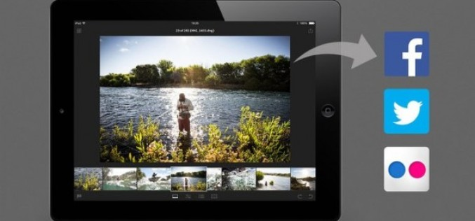 Adobe-ը թողարկել է Lightroom ծրագրի iPad տարբերակը (վիդեո)