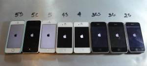 All iPhones