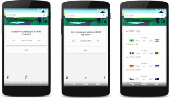 Android 5.0 sreenshots