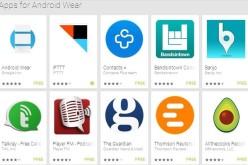 Google Play հավելվածների խանութում բացվել է Android Wear բաժին