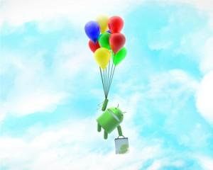 Android ballon