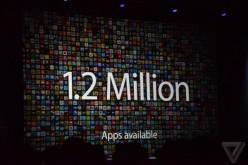 App Store-ում հավելվածների քանակն անցել է 1.2 միլիոնը