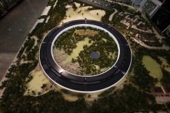 Apple-ի ապագա «տիեզերանավ» գրասենյակը (ֆոտոշարք)