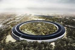 Լուսանկարներ Apple-ի ապագա գրասենյակի շինարարությունից