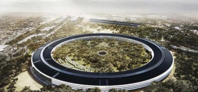 Ստեղծվել է Apple-ի ապագա կամպուսի թվային 3D-մոդելը (վիդեո)