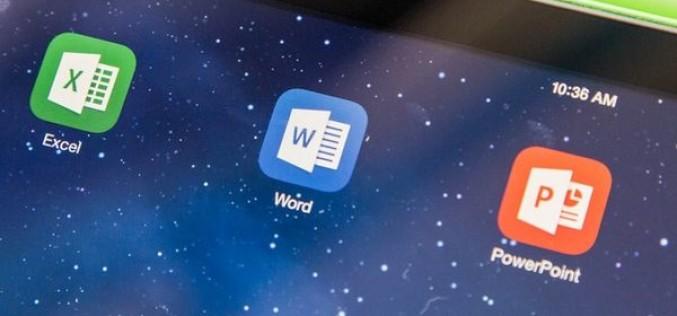 Microsoft Office-ի iPad տարբերակը ներբեռնումների ռեկորդ է սահմանել