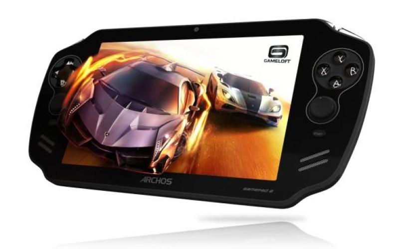 Archos-ը ներկայացրել է GamePad 2 խաղային պլանշետը