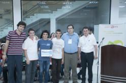 Այբ կրթահամալիրի «P.I.D» թիմը հաղթեց «Գծին հետևող ռոբոտ» մրցույթում