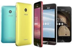 ASUS-ը կթողարկի ZenFone շարքի երեք սմարթֆոն