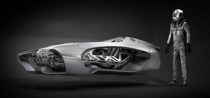 Գերմանացիները ցուցադրել են 3D տպիչով տպված ավտոմեքենա (վիդեո)