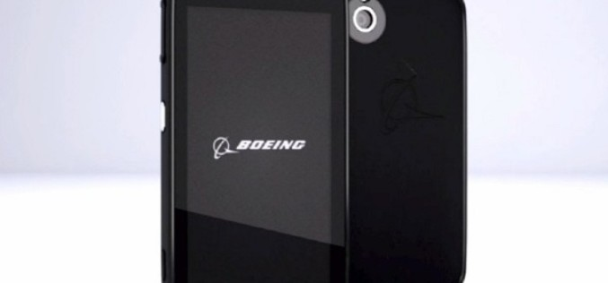 Boeing-ը ներկայացրել է բրենդային սմարթֆոն