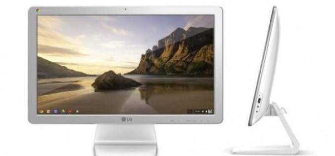 LG-ն ներկայացրել է բոլորը մեկում Chrome OS համակարգիչ