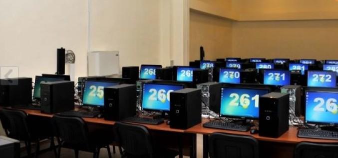 Բժշկական համալսարանում բացվել է էլեկտրոնային գրադարան