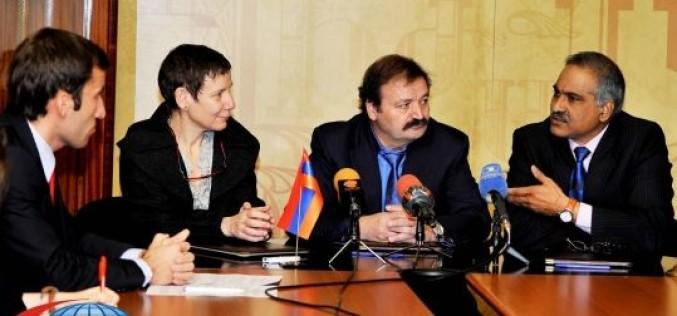 ԿԳՆ-ի, Հայաստանում Հնդկաստանի դեսպանատան ու «ԹՈՒՄՕ»-ի միջև ստորագրվել է հուշագիր