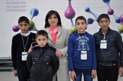 Արդեն հայտնի են «Գծին հետևող և իրեր դասակարգող ռոբոտ» մրցույթի հաղթողների անունները (լուսանկարներ)