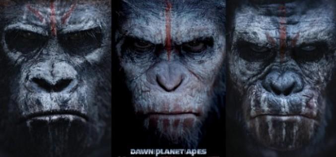 Թողարկվել է «Կապիկների մոլորակը: Հեղափոխություն» ֆիլմի թիզերը (վիդեո)
