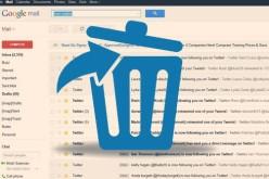 Ինչպես ջնջել հին նամակները Gmail-ից